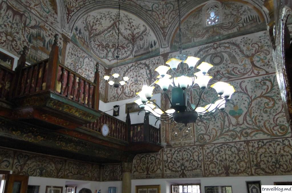Moscheea din centrul Tiranei