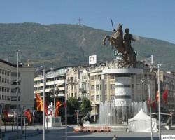 Skopje-oraşul necunoscut al Balcanilor