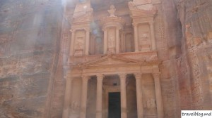 Petra-cea mai cunoscută destinaţie al Regatului Hașemit al Iordaniei