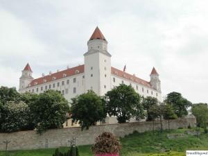 O escapadă în Bratislava