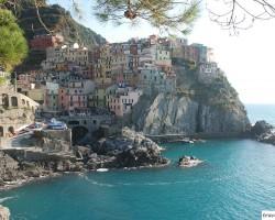 Impresii din Parcul Național Cinque Terre (Italia)
