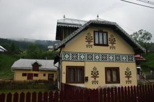 Localitatea Ciocăneşti-Satul cultural al României în 2014