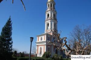 """Mănăstirea """"Noul Neamţ""""-un centru religios şi spiritual al Moldovei de odinioară"""