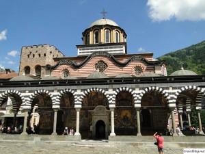 Сea mai frumoasă mănăstire din Bulgaria-Рилски Манастир