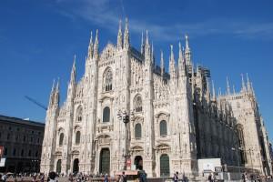 Milano pas cu pas