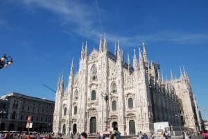 15 fotografii cu Domul din Milano