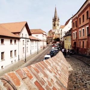 """""""Nu cred că am fost niciunde în lume mai bine primiţi ca la Sibiu"""""""