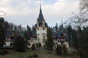 Castelul Peleş-cel mai frumos castel din spațiul românesc