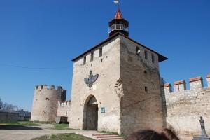 Imagini cu Cetatea Tighina