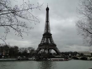 Parisul văzut din Turnul Eiffel