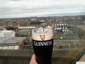 La Muzeul Fabricii de Bere Guinness
