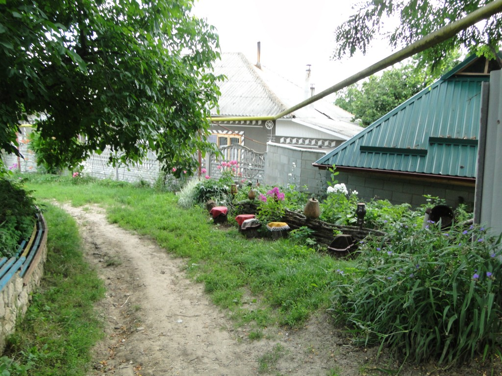 Drumul spre Casa Mierii
