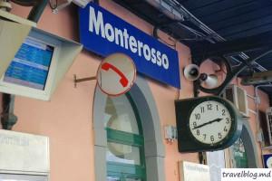 (Foto) Monterosso al Mare-cel mai puţin spectaculos