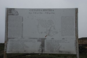 (Foto) Cetatea Histria-a fost cel mai vechi oraș atestat de pe actualul teritoriu al României