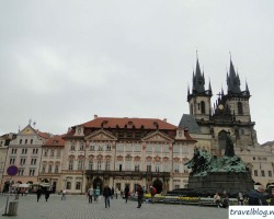 Praga-impresii de călătorie (I)