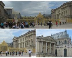 La curtea Regelui-Palatul Versaille