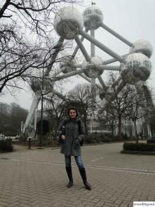 Când mă gândeam la Bruxelles vedeam instantaneu Piaţa Centrală a oraşului…