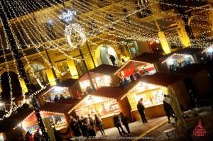 Astăzi se deschide Târgul de Crăciun din Sibiu