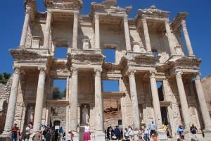 Impresii de călătorie din Ephesus-Turcia