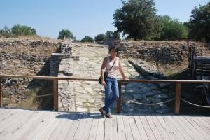 Am vizitat Troia