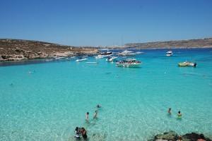 Impresii din Malta (II)-Insula Comino