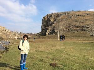 Călătoriile prin țară sunt niște lecții interactive de istorie și geografie pentru copiii mei