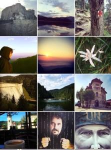 Viața de pe Instagram