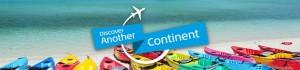 """""""Descoperă şi un alt continent"""" cu  KLM  Royal Dutch Airlines"""