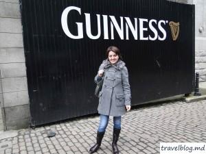 La pas prin Dublin