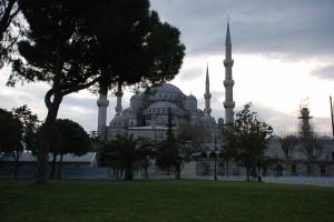 Prima zi în Istanbul/Acomodarea