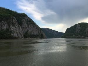 Am fost într-o croazieră în Cazanele Dunării