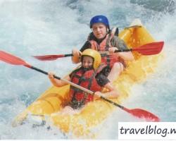 Rafting la Köprülü Kanyon #goturkey