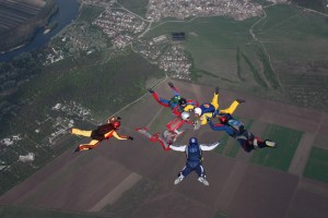 Cât costă un salt cu parașuta și alte câteva detalii