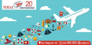 Vacanţe de la 199 euro! Cu Voiaj International