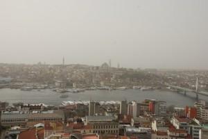 Dacă ești în Istanbul e musai să-l vezi de la înălțime