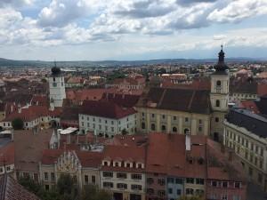 Impresii din Sibiu: Din Piața Mare în Piața Mică