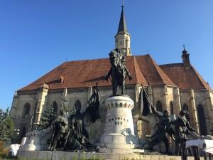 Din inima Transilvaniei. Impresii din Cluj (I)