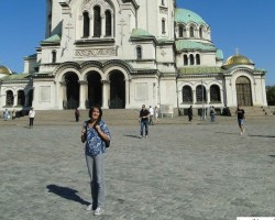 Catedrala Aleksandr Nevski şi impresii din Sofia