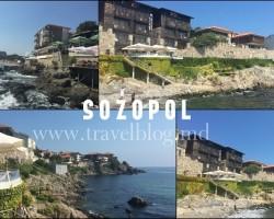 Călătorii prin Bulgaria. Impresii din Sozopol