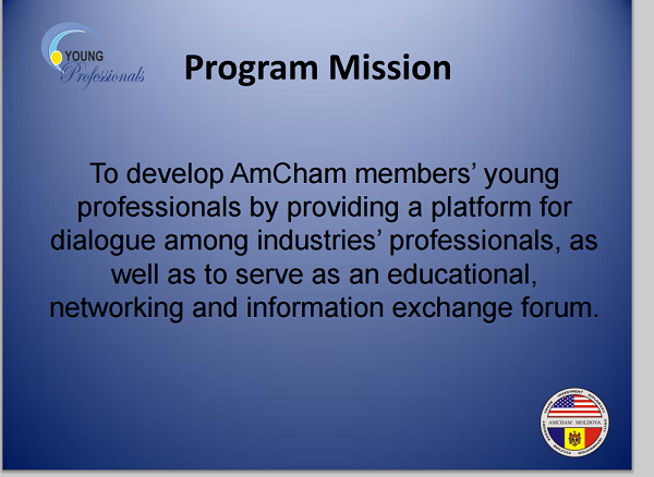 young profesional program