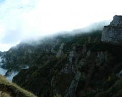 Parcul Natural Bucegi – Trasee turistice