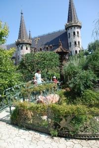 Din împrejurimile oraşului Sozopol-Castelul Ravadinovo