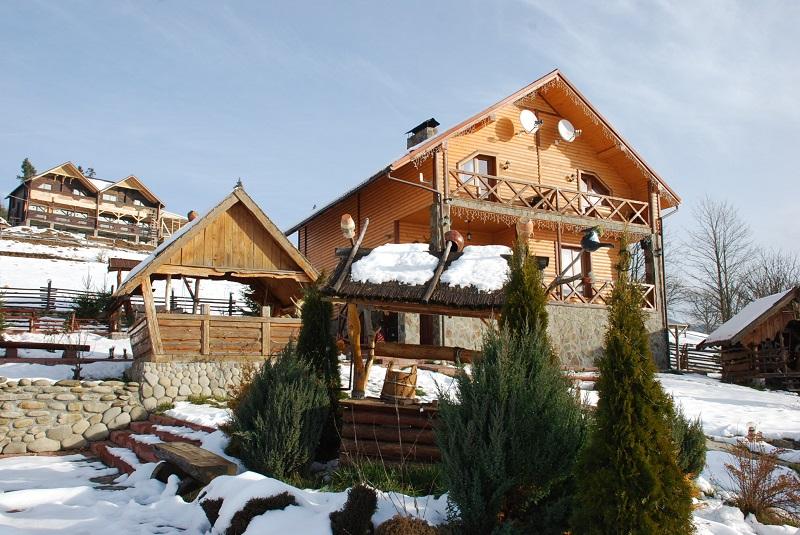 Villa DOR Bukovel (10)
