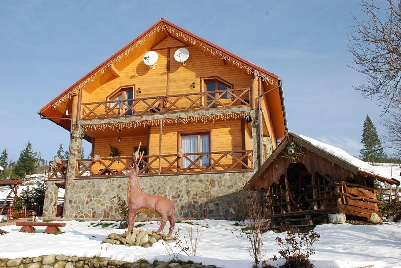 Villa DOR Bukovel (18)