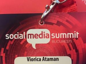 Social Media Summit Bucureşti 2016. Notiţe.