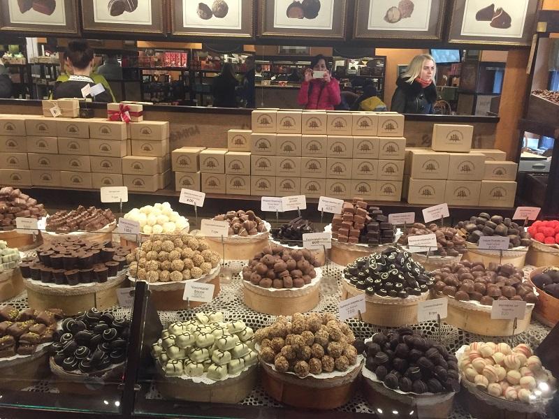 ciocolata Lvov