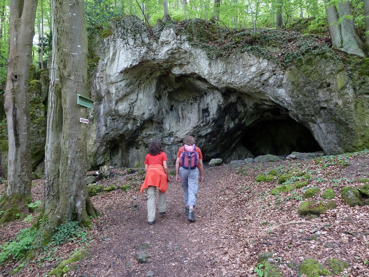 Fraenkische-Schweiz-Wandern