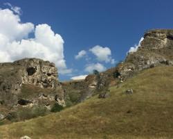 (FOTO) Pe stâncile de la Duruitoarea Veche
