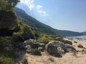Plajele la care am fost în Lefkada