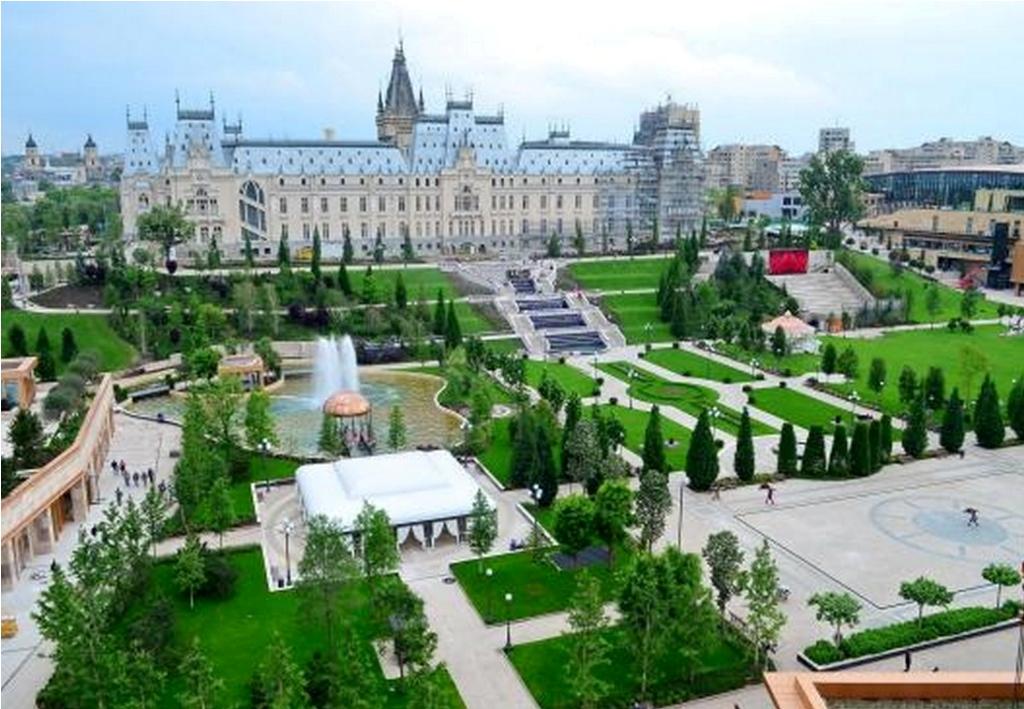 Palatul Culturii din Iasi